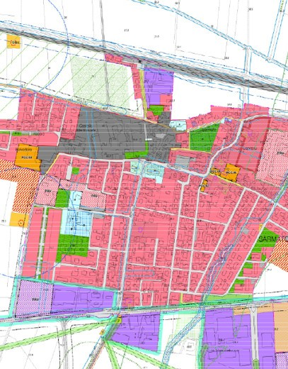 Municipality of Sarmato (PC) - Land Use and Building Code - Region of Emilia Romagna (Italy)
