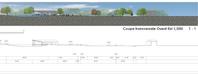Republic and Canton of Geneva (Switzerland) - Competition for the design of open spaces of the Agro-urban park in Bernex-Confignon