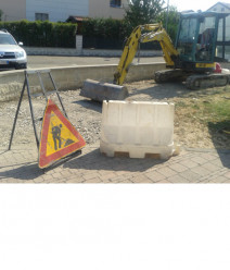 Municipality of Rottofreno (PC) - Start of works of the project in implementation of the National Road Safety Plan