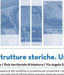 Seminar - Historical infrastructures. A resource for the future
